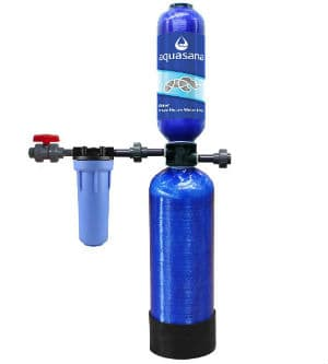 Aquasana EQ-600-AMZN Whole House 6 Year Water Filtration System, 600000 gallon review