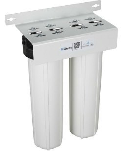 Home Master HMF2SMGCC Whole House 2-Stage Water Filter with Multi Gradient Sediment and KDF85-Catalytic Carbon review