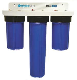 HydroCare HC-300X Iron Well Water Filtration review