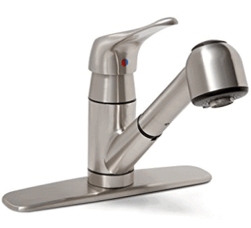 Premier 120161LF Sonoma Single Handle Kitchen Faucet