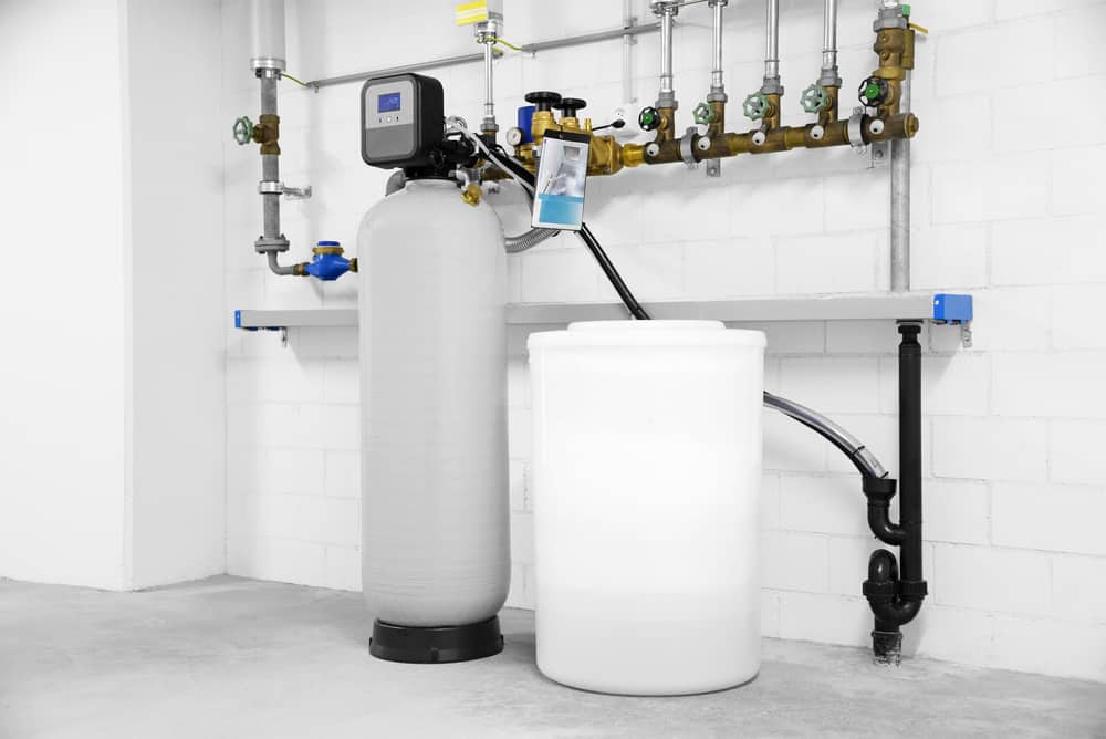 does a whole house filter need a water softener