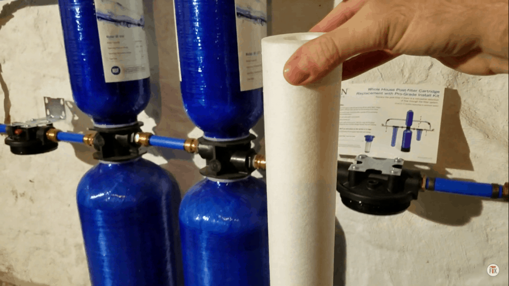 How Do You Maintain a Whole House Water Filter?