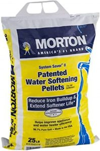 Morton 1499 Clean Protect Water Softening Pellets