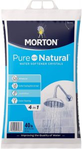 Morton Pure and Natural Water Softener Crystals